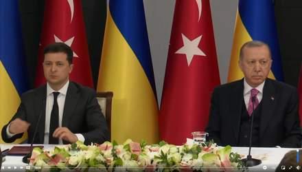Встреча длилась 2 часа: о чем договорились Зеленский и Эрдоган – видео