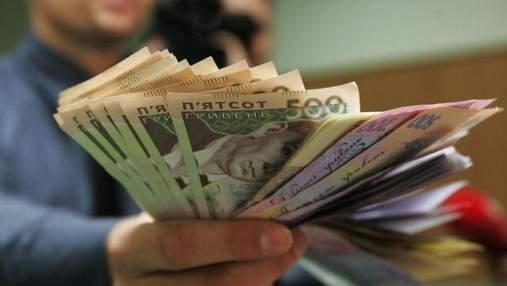 В Украине выросла средняя зарплата на 15%: данные Госстата