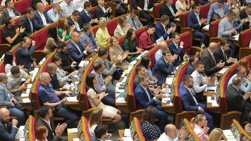 Верховная Рада приняла законопроект о повышении пенсий чернобыльцам