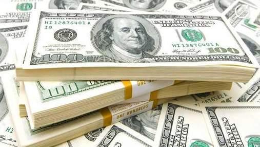 Міжнародні резерви України зросли у квітні на 3,6%, – Нацбанк