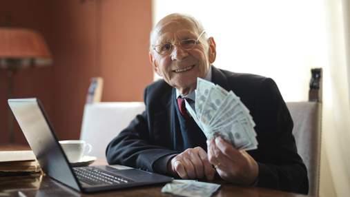 Індексація пенсій: кому та на скільки перерахували виплати
