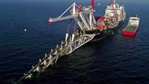 """Первую нитку """"Северного потока-2"""" могут испытывать для наполнения газом уже с 11 июня"""