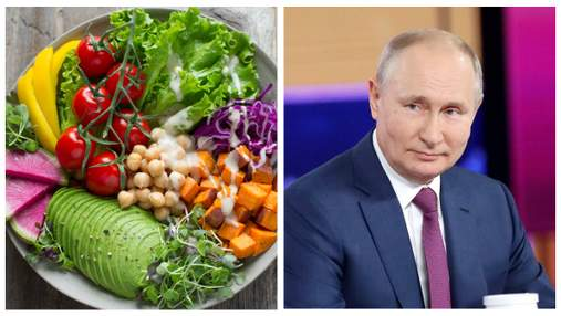 Россия существенно дополнила список запрещенных украинских продуктов: чем именно