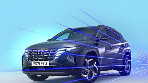 Краще за оберіг: які системи безпеки встановлені у Hyundai TUCSON Hybrid