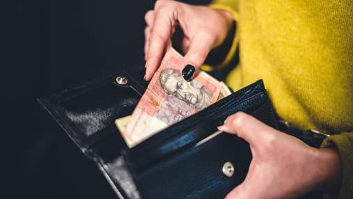 У серпні реальна зарплата українців у річному вимірі зросла на 10,9%