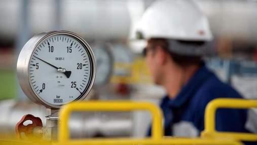 Новый рекорд: цена газа в Европе превысила 1 200 долларов за тысячу кубометров