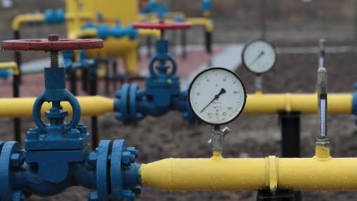 Ціна на газ у Європі впала після чергового історичного рекорду