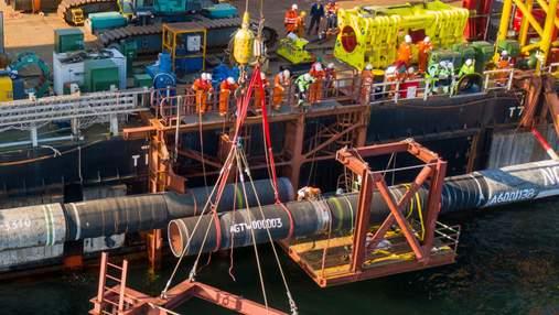 """У Європі зажадали доказів від """"Північного потоку-2"""": перевірку газогону можуть затягнути"""