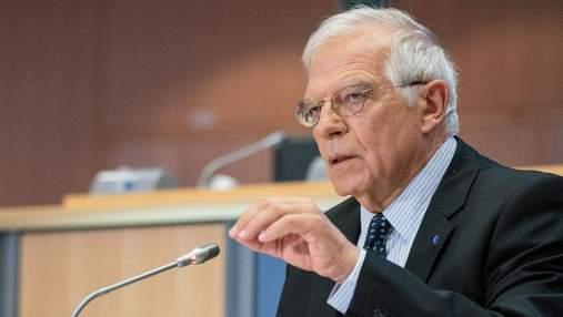 Россия давит на Европу с помощью дефицита газа, – Боррель об электроэнергетическом кризисе