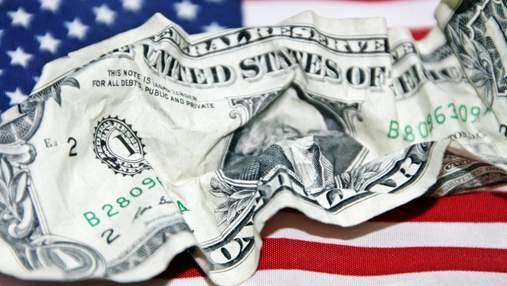 """Деньги на выплаты есть до декабря: в США одобрили повышение """"долгового потолка"""" госдолга"""