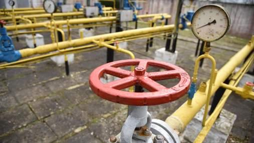 Стоимость газа в Европе снова превысила 1200 долларов