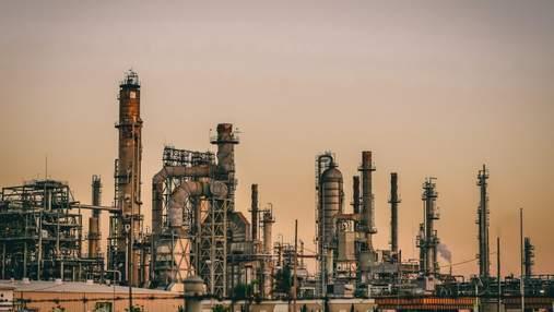 Со стартом отопительного сезона Европа начала тратить газ из незаполненных хранилищ