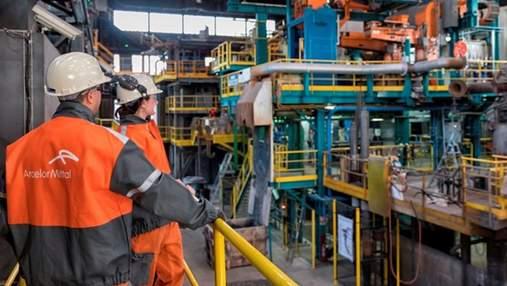 Європейські сталеварні призупиняють виробництво через дорогу електроенергію