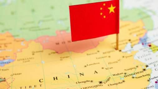 Економіка Китаю продовжує падати: ВВП у III кварталі 2021 року