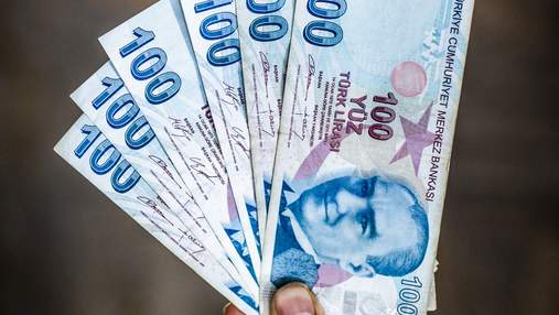 Турецкая лира установила новый исторический антирекорд: что случилось
