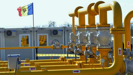 Все через Росію: Румунія закликає ЄС допомогти Молдові впоратися з газовою кризою