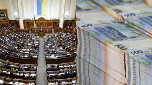 Рекордные 86 триллионов гривен: нардепы подали предложения в Госбюджет-2022