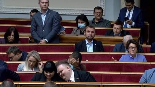 Парламент снял с рассмотрения законопроект о Бюджетном кодексе