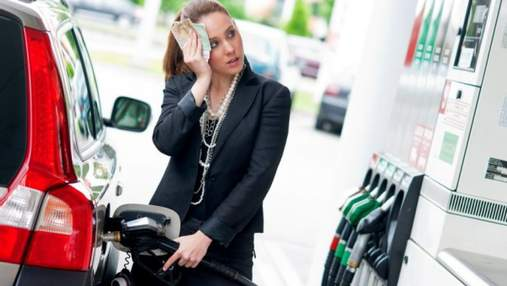 Ціна бензину продовжує рости: яка вартість пального на АЗС